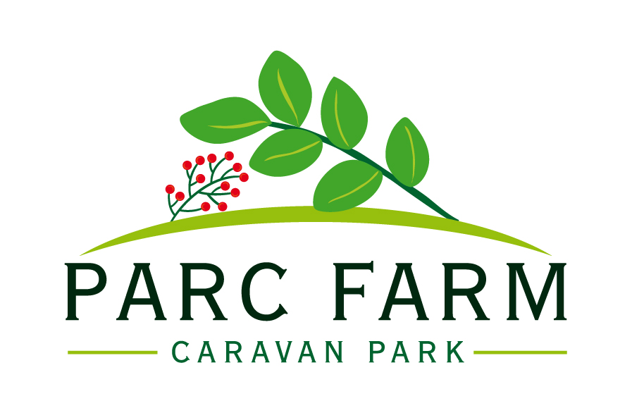 Parc Farm Caravan Park logo