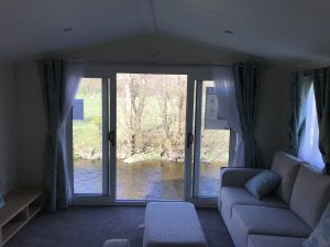 Willerby Impression 2018 living room