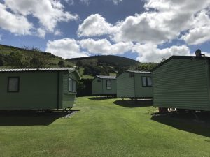 Views from Parc Farm Caravan Park